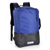 Curso de nylon Ombro Saco de Computador Laptop Backpack para homens