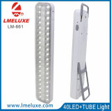 Batería recargable incorporada de la luz Emergency de 40 LED