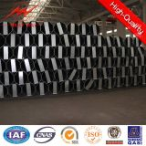 11m elektrische galvanisierte Stahlzeile der übertragungs-1500dan Pole