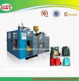 Machines de soufflement d'extrusion de jerrycans/machine en plastique automatique de soufflage de corps creux de bouteille