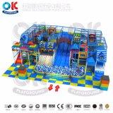 Смешные крытый детская площадка с большими и пластмассовые Seaball бассейн