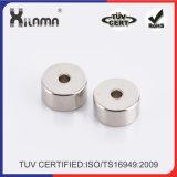 Сертификацию TS16949 Strong Редкоземельные постоянные металлокерамические неодимовый магнит NdFeB