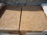 يصقل طبيعيّة صفراء [غ682] صوان قرميد لأنّ أرضية/جدار [كلدّينغ]/مشروع