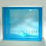 bloc en verre de 190*190*80mm avec du ce et l'ISO9001