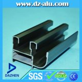 O perfil de alumínio de Soncap para a porta do indicador de Nigéria personalizou