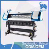 El doble de 5113 la impresora de sublimación de la cabeza del precio de la máquina