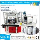 Máquina de molde pequena de alta velocidade do sopro da injeção dos frascos das medicinas