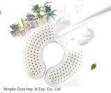 El látex natural forma de U de la salud proveedor chino de almohada