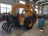 China Surgarcane pala cargadora de caña de pequeña maquinaria agrícola en venta