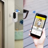 2018 de Li-IonenIP van de Batterij Camera van de Veiligheid van de Batterij van WiFi van de Visie van de Nacht Video Draadloze