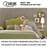 Комплект спальни двойной кровати с самомоднейшей конструкцией (G7006)