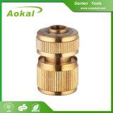Montaggi d'ottone di compressione del tubo di tubo flessibile del connettore d'ottone di rame dei montaggi