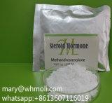Esteróides anabólicos orais Methandrostenolone para o crescimento do músculo