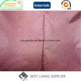 A transferência de calor Taffeta poliéster Imprimir jaqueta de tecido de forro Forro de avental