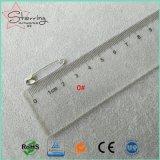 Spilla di sicurezza tradizionale del metallo dell'argento libero del nichel di disegno 28mm