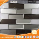 Плитка мозаики холодного брызга отражения зеркала стеклянная для украшения стены (M855418)