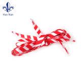 Lacets faits sur commande en vrac de sublimation de qualité pour des cadeaux de promotion