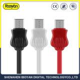 1m 마이크로 USB 데이터 충전기 케이블 자동차 부속품