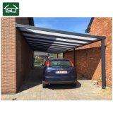 Châssis en aluminium robuste en polycarbonate creux Patio Balconay Système de toiture