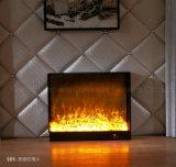 Base aprobada de horno eléctrico del MDF LED del Ce para la chimenea