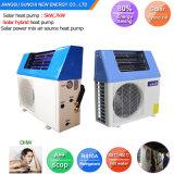5kw 260L 7kw 9kw digiunano pompa termica dell'aria del riscaldamento Cop5.32