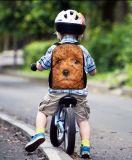 El animal lindo del morral de la impresión del gato del perro embroma el morral de la escuela para los cabritos preescolares de Mochila de la mochila del jardín de la infancia de los niños de las muchachas