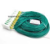 Divisor PLC em fibra óptica 1X64 para Gpon e telecomunicações