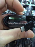 Samsung S8를 위한 이동할 수 있는 데이터 케이블 USB 3.1 유형 C를 비용을 부과하는 품질 보증