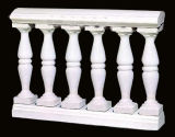 Beige Baluster personalizados Mármol Piedra al aire libre o decoración de interiores
