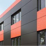 El panel compuesto de aluminio del uso decorativo de la pared exterior