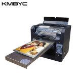 Tシャツ、ケーキ、チョコレートA3サイズの8チャンネル高速紫外線LEDの印字機のためのByc DTG