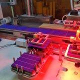 太陽電池は多60Wを写し出す
