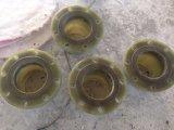 Bride de haute résistance de FRP pour la pipe de GRP, la pipe de FRP et les garnitures