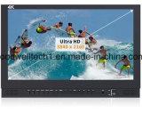 "IPS 4K UHD 3840X2160 4xhdmi 3G SDI 쿼드 쪼개지는 전시 방송 17.3 "" TFT LCD 모니터"