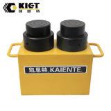 Cilindro hidráulico gêmeo Conjoined de atuação do tipo de Kiet único (USG)