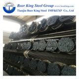 ASTM A106 Sch40 углеродистой стали бесшовных труб и холодной обращено Precision бесшовных стальных трубопроводов/черный полную