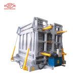 Máquinas de painéis do tipo sanduíche de cimento do painel da parede de concreto leve fazendo a máquina