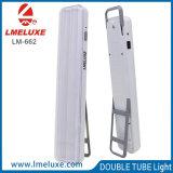 Los tubos de doble luz LED con función de iluminación de emergencia