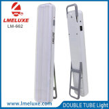 Luz Emergency recargable de los tubos con Funtion Pared-Colgado