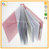 Impresión del cuaderno del Hardcover del atascamiento encajonado (OEM-GL021)