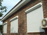 Aluminiumrollen-Blendenverschluss-Fenster mit sicherer Funktion