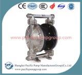 高品質のQbyの空気によって作動させるダイヤフラムポンプ