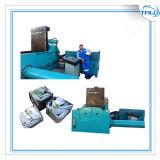 Нажмите вне автоматический Compactor утиля нержавеющей стали