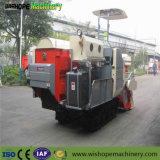 よく販売されたWishope 4lz-2.2ゴム製トラックコンバイン収穫機
