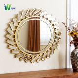 خشبيّة فضة جدار مرآة زخرفيّة يشكّل مرآة