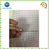 Vinyl Paper Printed Label Printing Self-Adhesive PVC Blank Transparent Sticker (jp-s178)