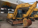 Mini excavador usado PC55mr PC90 de KOMATSU PC60-7