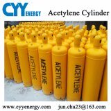 40L de l'hélium de l'oxygène de l'azote de l'Acétylène vérin à gaz sans soudure en acier