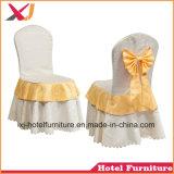 結婚式のための熱い販売法ポリエステル椅子の布かレストランまたは宴会またはホテルまたはイベントまたはホール