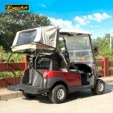 골프 백 덮개와 공 세탁기를 가진 2 Seater 골프 카트